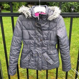 Cute coat size small